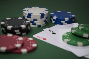 Wat is Common Draw blackjack?