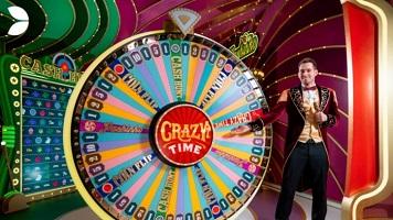 Crazy Time keert 5,2 miljoen uit!